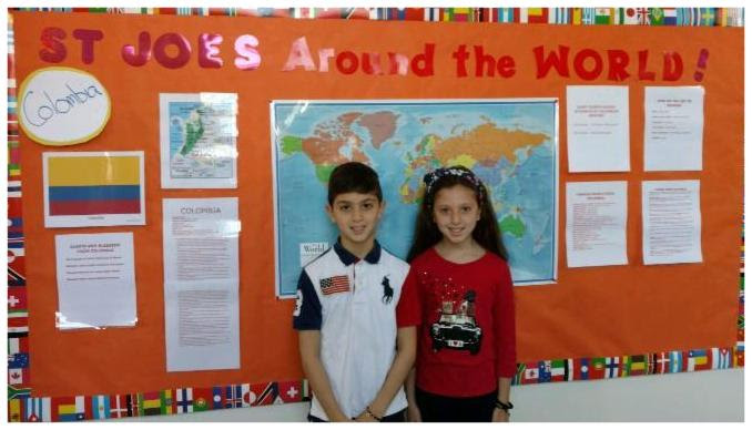 St. Joe's Around the World in Colombia