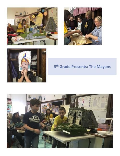 5th Grade Presentation: The Mayans