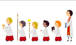 Saint Joseph Parish Altar Server Training on Fridays, May 17 and 30