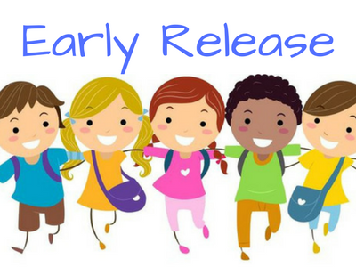 Early Release: December 4th for Parent Teacher Conferences