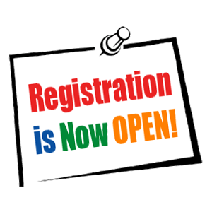 Registration Now Open and Due January 25th