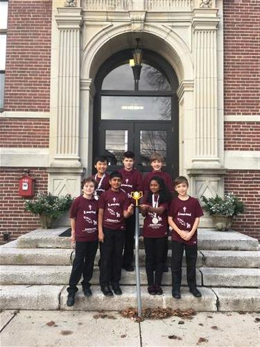 SJS Robotics Come Up with a Win at State Tournament!